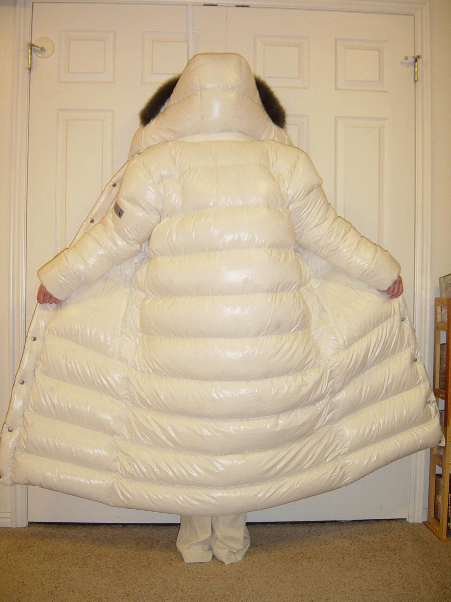 North Face Long Jacket