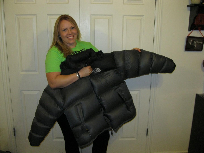 2122cacf68 XXL Nuptse Jacket Graphite Black Transformation! Sold