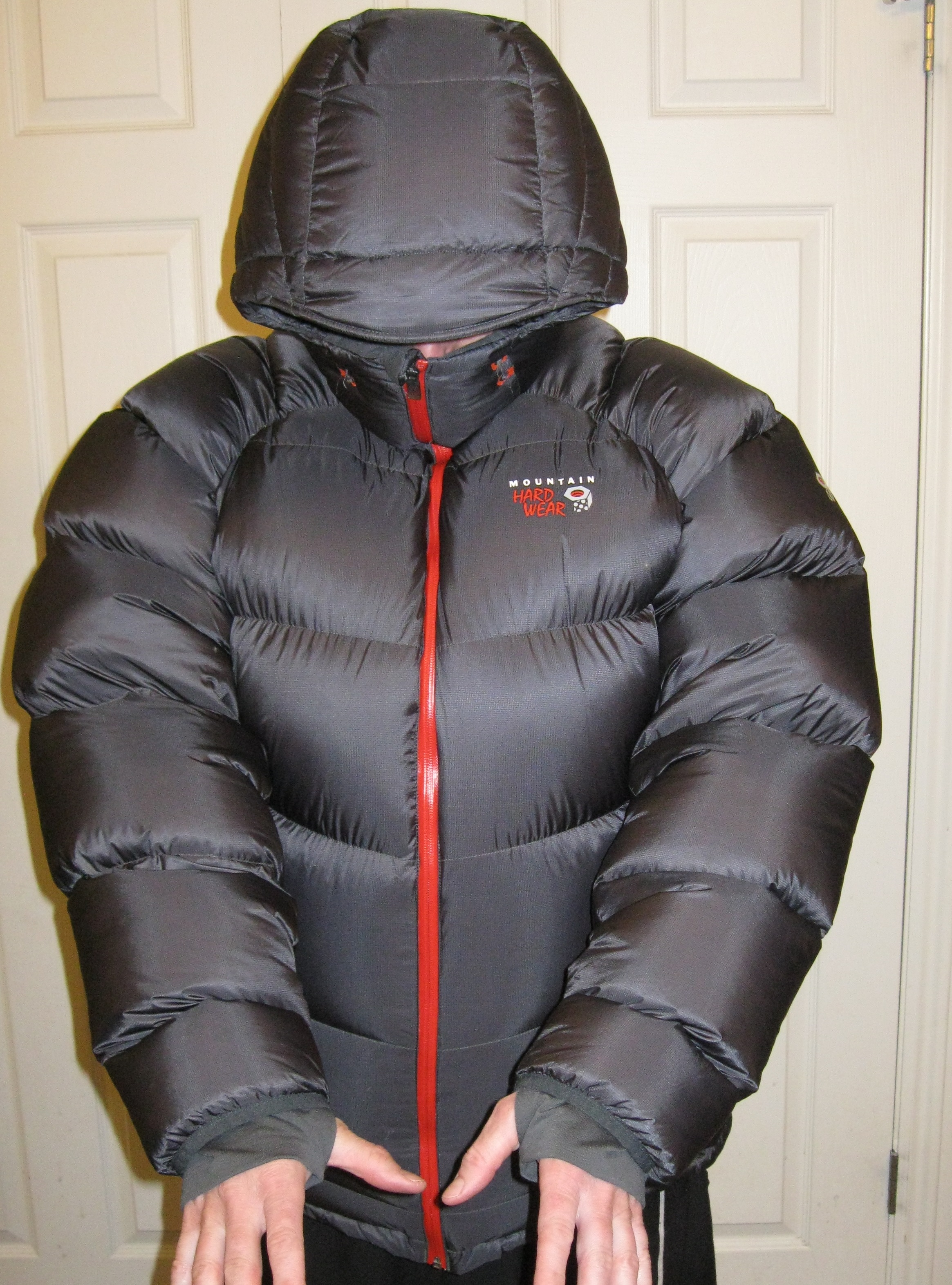 Monster New With Tags Nilas Mountain Hardwear Parka