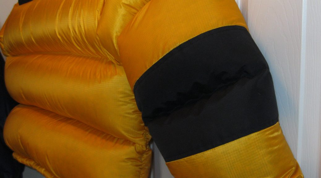 Overfilled Baltoro The North Face WOW  b8727b953